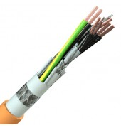 HF-275 PUR Servo & Feedback Cable