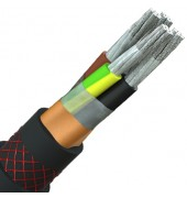 Rubber & Crane Cable