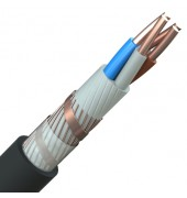 NYCY / NYCWY Screened Cable 0.6/1kV